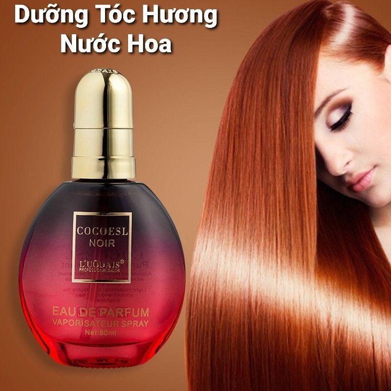 [XẢ KHO] - Tinh Dầu Dưỡng tóc bóng mượt Coco Macxi Hương Nước Hoa 80 ml