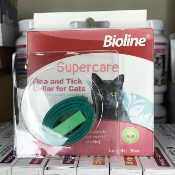Vòng Cổ Ve Rận Mèo Bioline