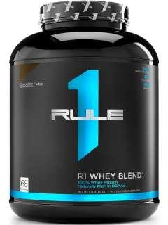 WHEY PROTEIN - RULE 1 - R1 WHEY BLEND - 5lbs - Bổ sung protein tăng cơ giảm mỡ - Từ Mỹ thumbnail