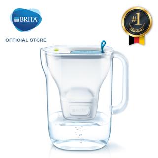 Bình lọc nước BRITA Style Blue 2.4L (có sẵn 1 lõi lọc Maxtra+ & SmartLight) - Thương hiệu đến từ Đức thumbnail
