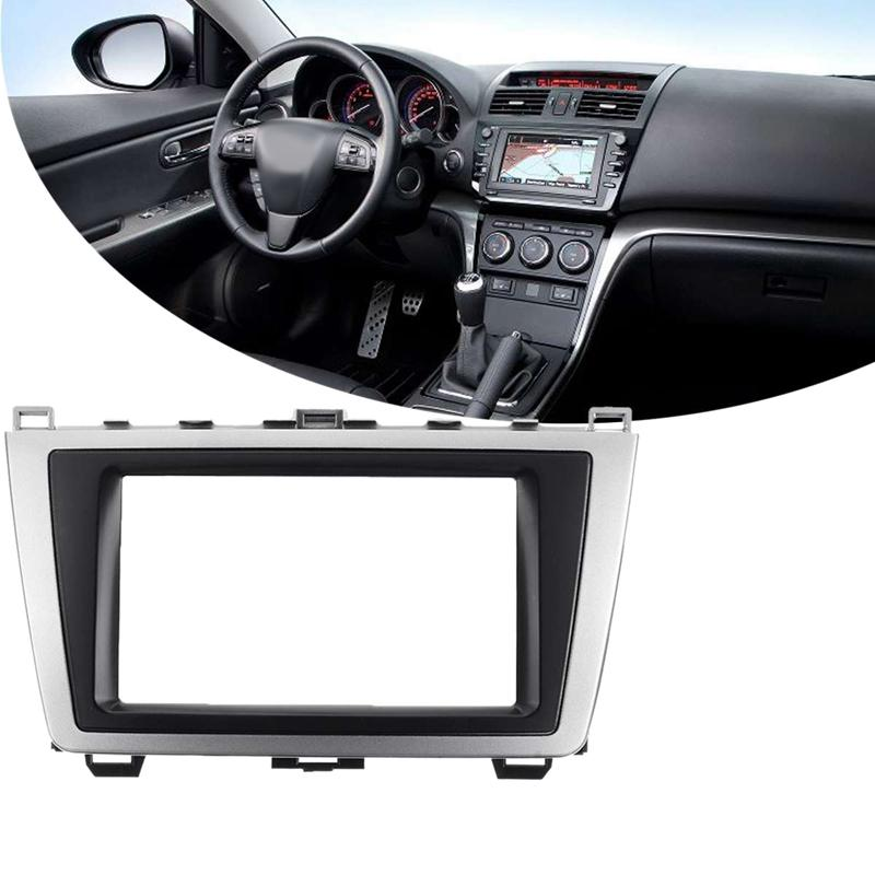 2Din Car Stereo Radio DVD Panel Audio Mount Kit For Mazda 6 Atenza 2009 2010 2011 2012 2013 Siêu Ưu Đãi tại Lazada
