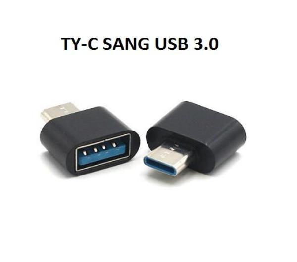 Bảng giá Đầu OTG chuyển đổi cổng USB Type-C chuẩn 3.0-OTG2 Phong Vũ