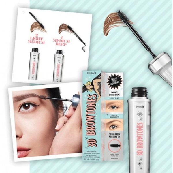 Mascara Nối Mi 3D Browtones Thái Lan giá rẻ