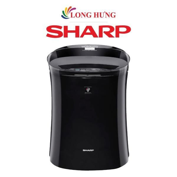 Máy lọc không khí kiêm bắt muỗi Sharp FP-GM50E-B - Hàng chính hãng - Lọc khí và mùi hiệu quả cho kích thước phòng dưới 40m², Inverter tiết kiệm điện, mật độ Plasmacluster Ion cao loại bỏ nấm mốc và vi khuẩn