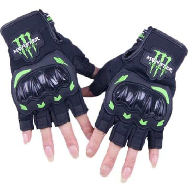 Găng tay monster cụt Nhật Bản