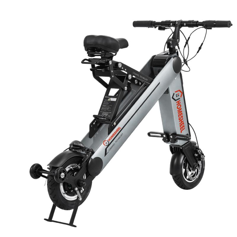 Giá bán Xe điện scooter thể thao Homesheel AONE X Phiên bản mới-bảo hành 2 năm-màu bạc