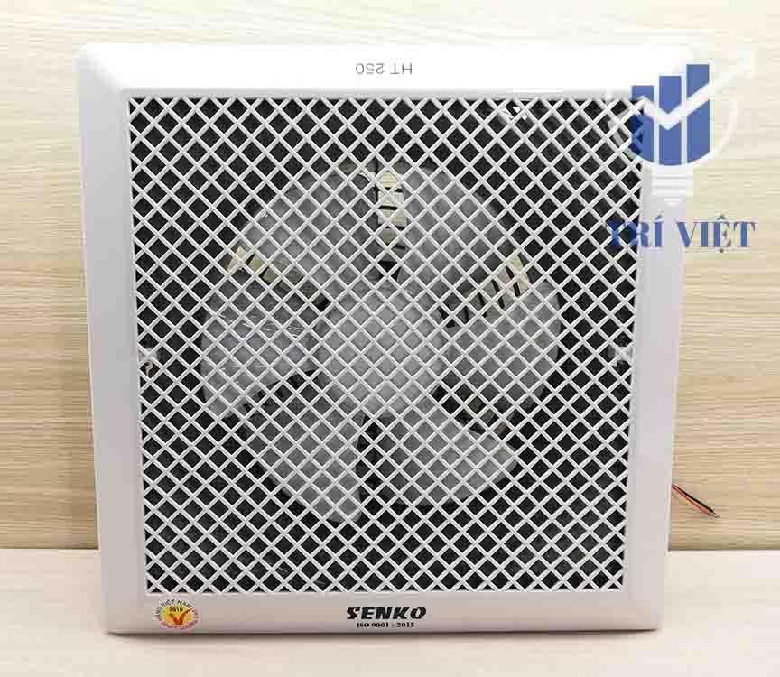 Quạt Hút Âm Trần HT250 (40W) - Hút Mùi Siêu Nhanh