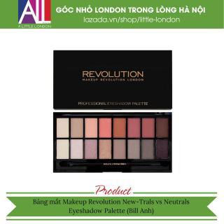 Bảng mắt Makeup Revolution New-Trals vs Neutrals Eyeshadow Palette (Bill Anh) thumbnail