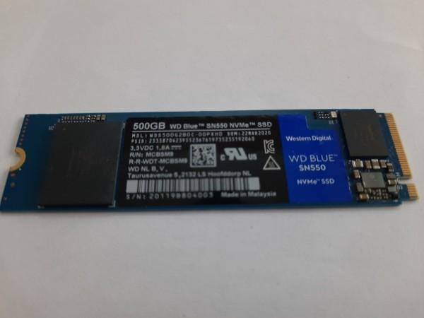 Bảng giá SSD WD Blue Sata/NVMe 250Gb/500Gb (hàng tháo máy) Phong Vũ