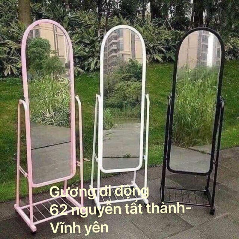 Gương soi di động toàn thân có bánh xe