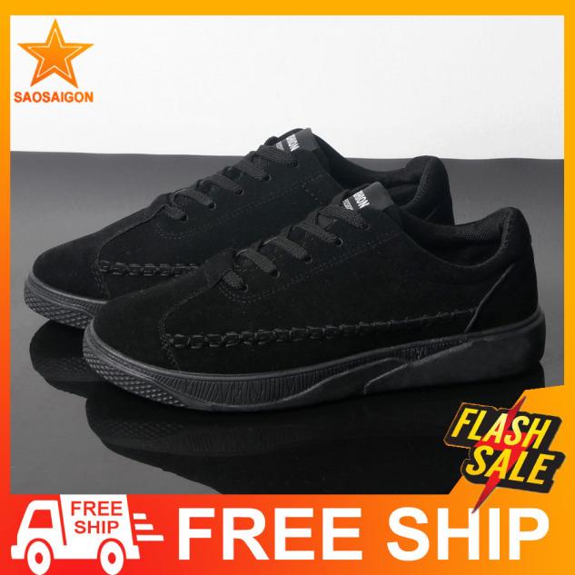 Giày sneaker nam chất lượng cao cấp SG390 thời trang Saosaigon giá rẻ
