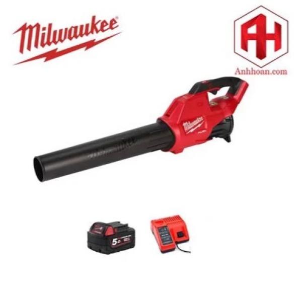 Milwaukee Máy thổi bụi dùng pin 18V M18 FBL-501 ( SET 1x5Ah)