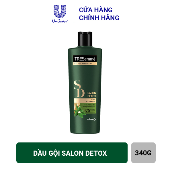 Tresemme dầu gội salon detox 340g
