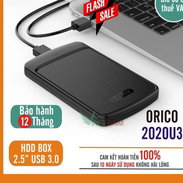 Bảng giá Box Ổ Cứng 25Inch Orico 2020U3 Sata3 – Usb3.0 –  – Bảo Hành 12 Tháng -Dc4300 Phong Vũ