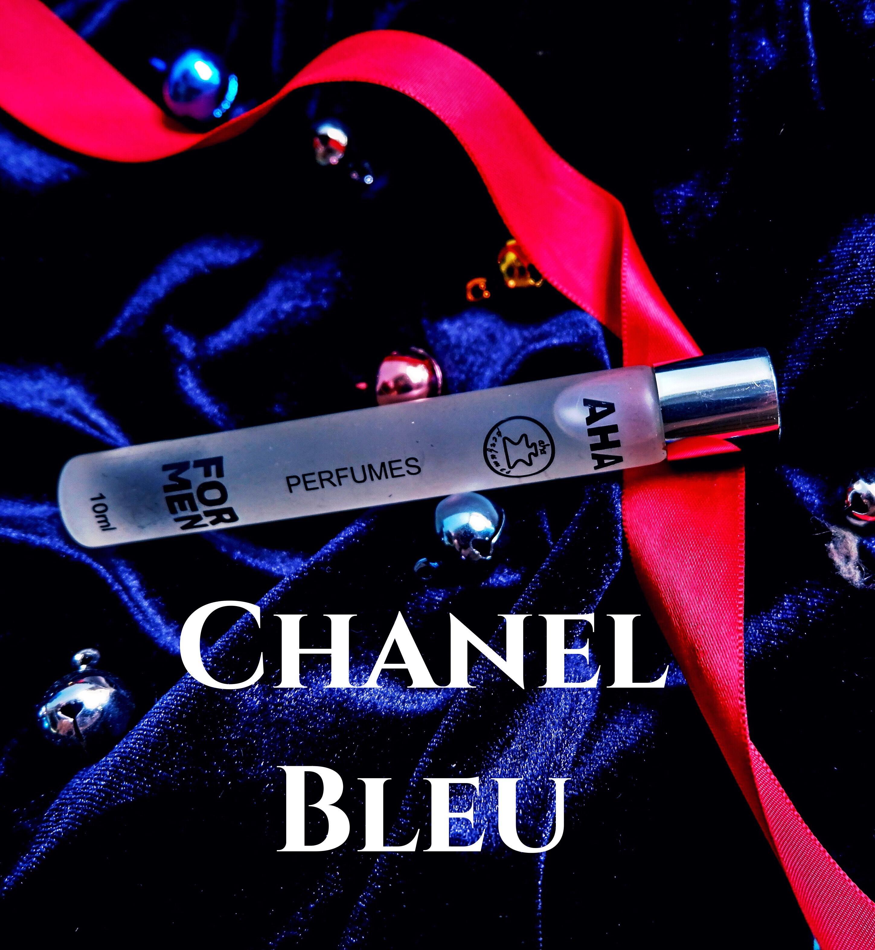 Nước hoa nam AHAPERFUMES AHA999 Bleu 10ml nhập khẩu