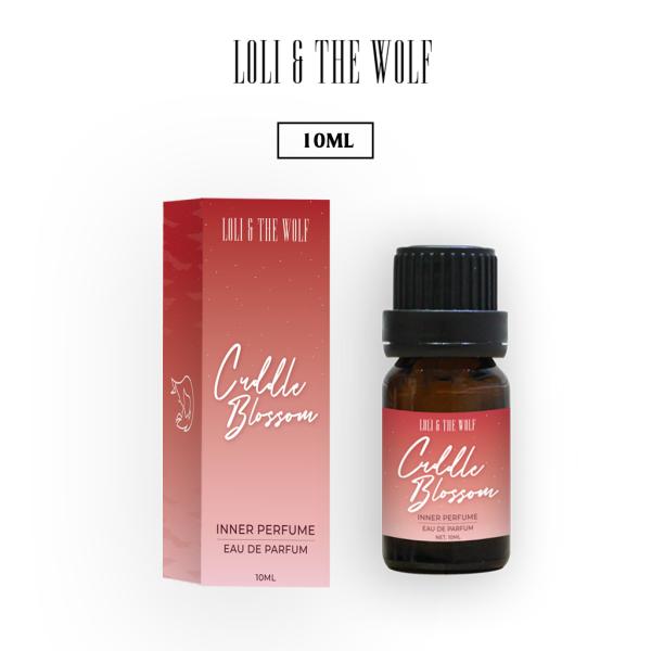 Nước hoa vùng kín dành cho nữ Cuddle Blossom chai 10ml -  LOLI & THE WOLF giá rẻ
