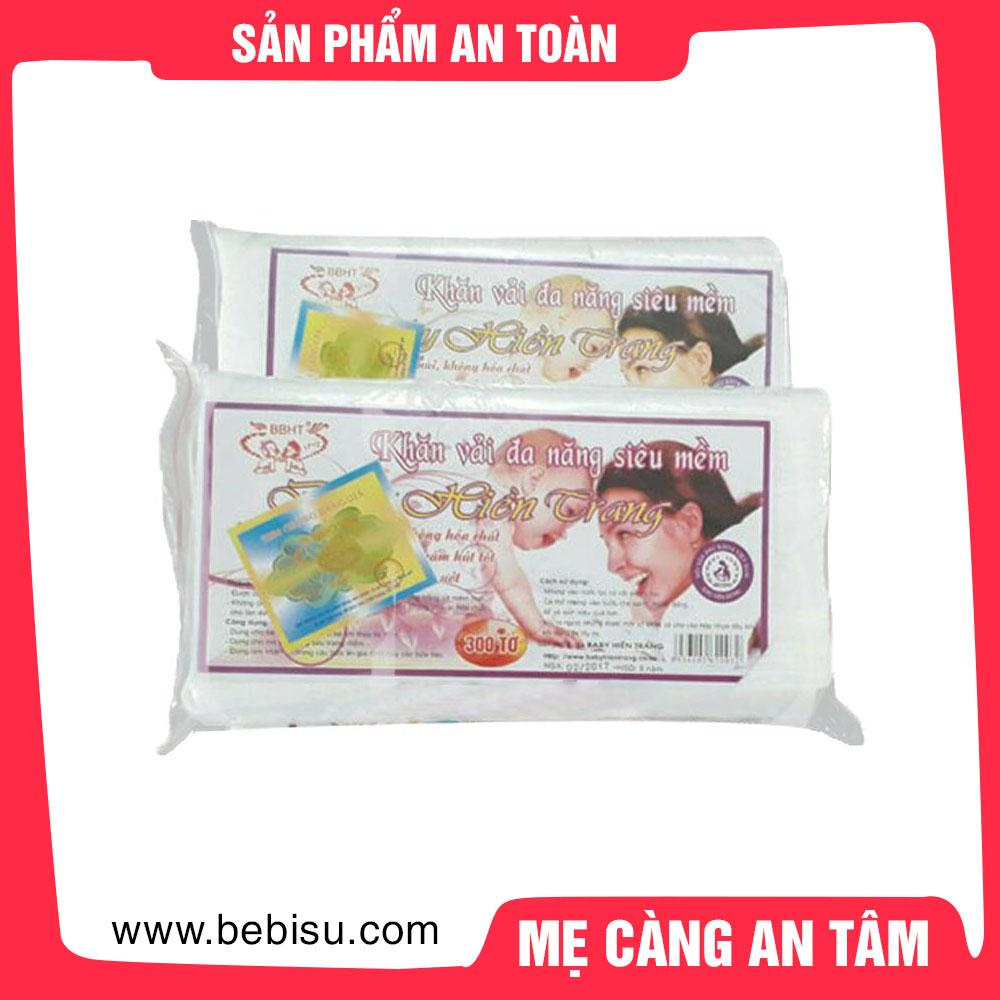 Hot Deal Khi Mua Khăn Vải Khô đa Năng Hiền Trang (250c/gói) Shop Metomti