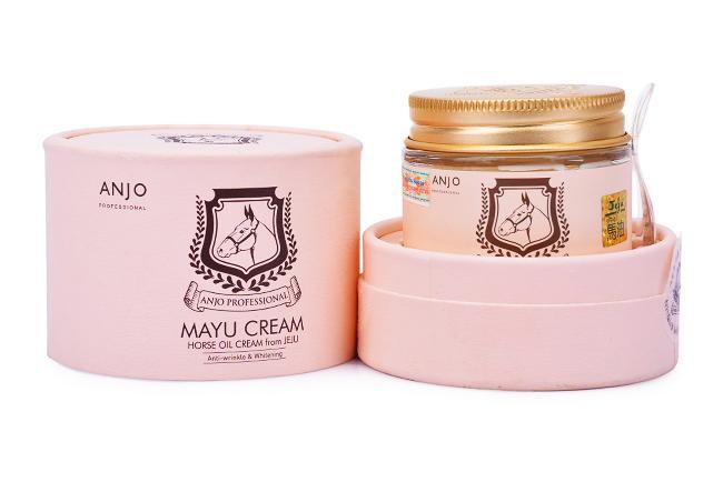 Kem dưỡng da Anjo Mayu Cream Horse Oil