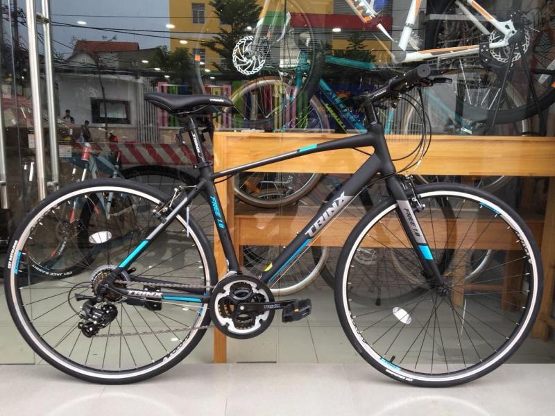 Phân phối Xe đạp thể thao TRINX FREE 1.0 2019 Black Blue