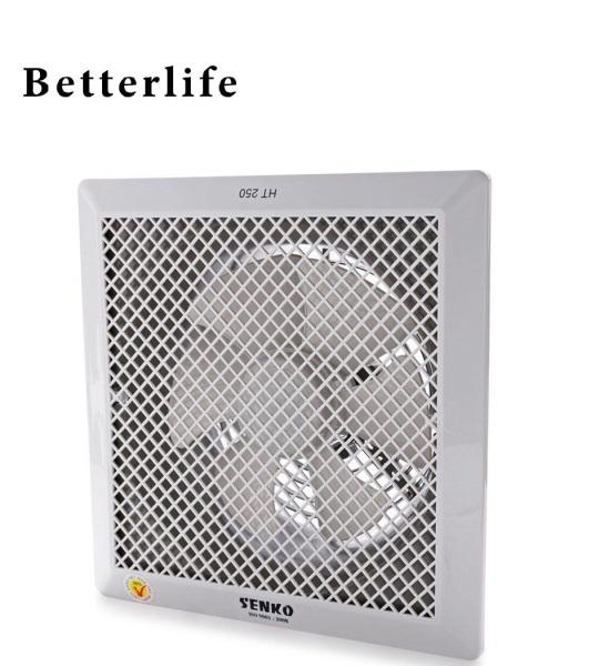 Quạt hút thông gió âm trần 1 chiều Senko HT250 40W cao cấp - BetterLife