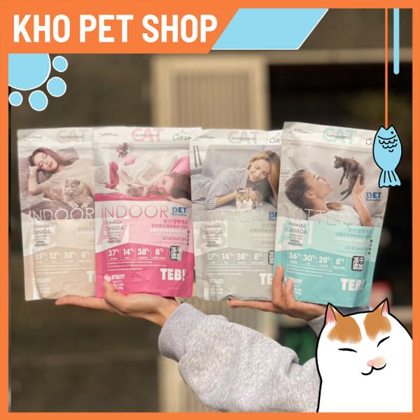 (túi 250gr) Thức ăn cao cấp cho mèo - Teb A series