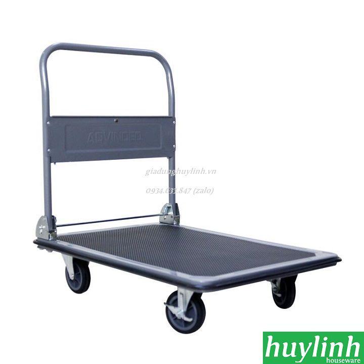 Xe đẩy hàng sàn thép Advindeq TL-320 - 320kg