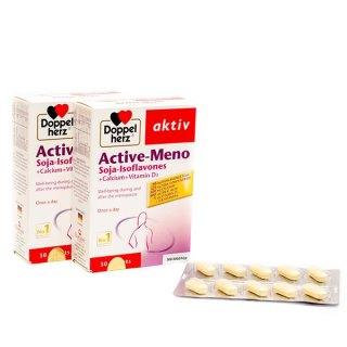 [Hộp 30 viên] Cân bằng nội tiết tố nữ, tăng nội tiết tố nữ, tăng estrogen ACTIVE-MENO AKTIV thumbnail