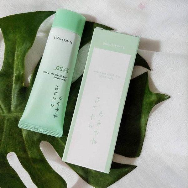 Kem Chống Nắng Black Rouge Haru Cica Green Sun Cream SPF50+ & PA++++