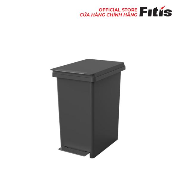 Thùng rác nhựa gia đình cao cấp Fitis (10 lit)