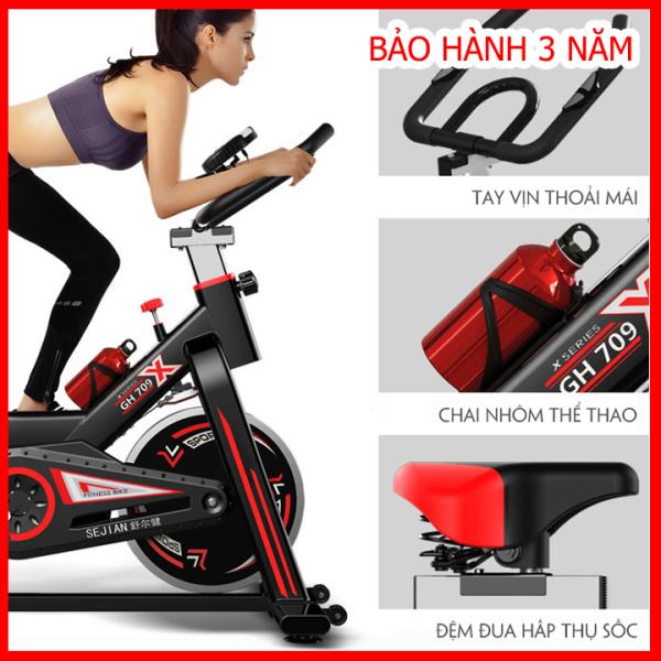 Bảng giá XE ĐẠP TẬP THỂ DỤC TẠI NHÀ - LẤY LẠI EO THON - KHUNG THÉP CHỐNG GỈ - BẢO HÀNH 3 NĂM - Xe đạp thể dục toàn thân, xe đạp thể dục mini