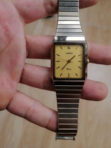 đồng hồ Aureole Thuỵ Sĩ