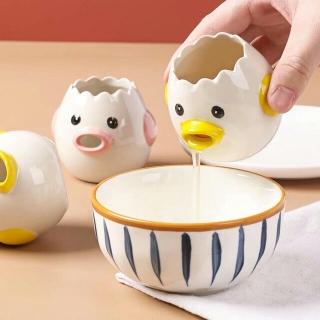 Dụng Cụ Tách Lòng Đỏ Trứng Gà thumbnail
