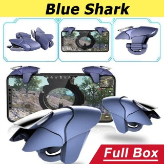 Nút bắn pubg blue shark - nút bấm pubg phụ kiện chơi pubg mobile, sản phẩm tốt vơ i chất lượng va đô bê n cao, va đươ c cam kết sa n phâ m y như hình thumbnail