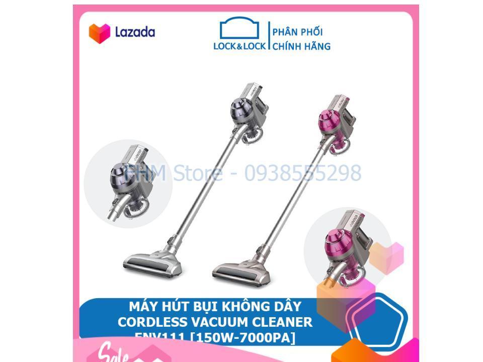 Máy hút bụi không dây cầm tay Lock&Lock Cordless Vacuum Cleaner ENV111