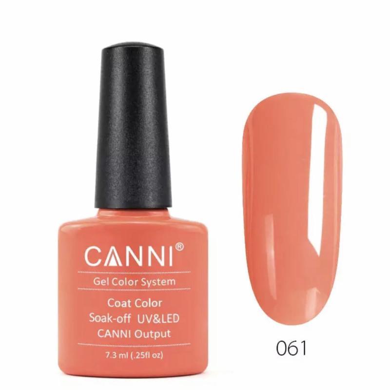 CANNI Gel Nail Color Coat 7.3ml (001-066) giá rẻ