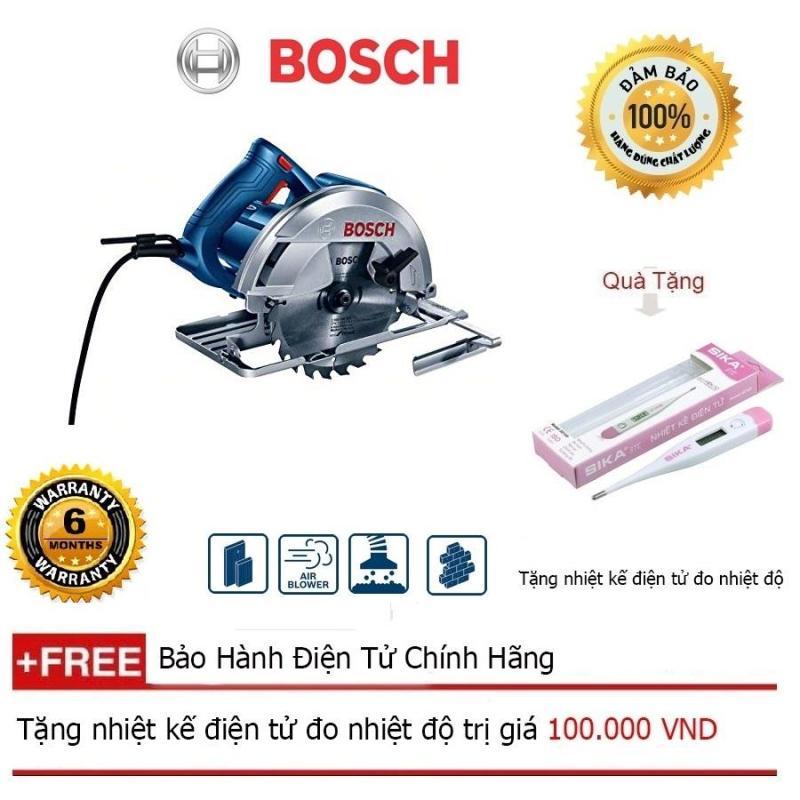 Máy Cưa gỗ Bosch GKS 140 -1400W + Quà tặng nhiệt kế điện tử