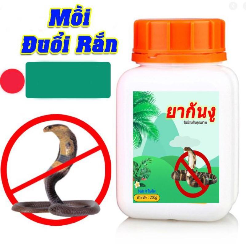 Mồi Đuổi Rắn 200gram - Thái Lan