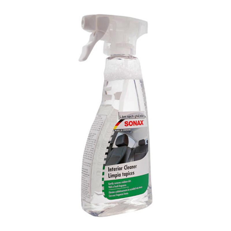 Dung dịch vệ sinh nội thất xe hơi Sonax