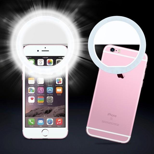 Đèn led trợ sáng hỗ trợ chụp hình