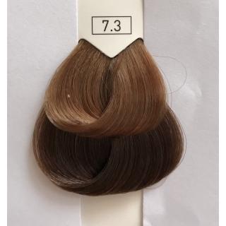 Thuốc nhuộm tóc màu nâu vàng L Oreal Majirel Light Golden Brown 7.3 50ml thumbnail