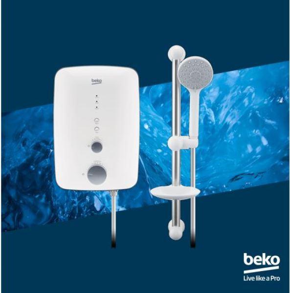 Bảng giá Máy nước nóng trực tiếp Beko BWI45S2N-213 - Vỏ máy chống nước và bụi chuẩn IP25 - Công suất 4500W - 5 chế độ phun tiện lợi - Hàng chính hãng bảo hành 3 năm tận nhà khách hàng Điện máy Pico