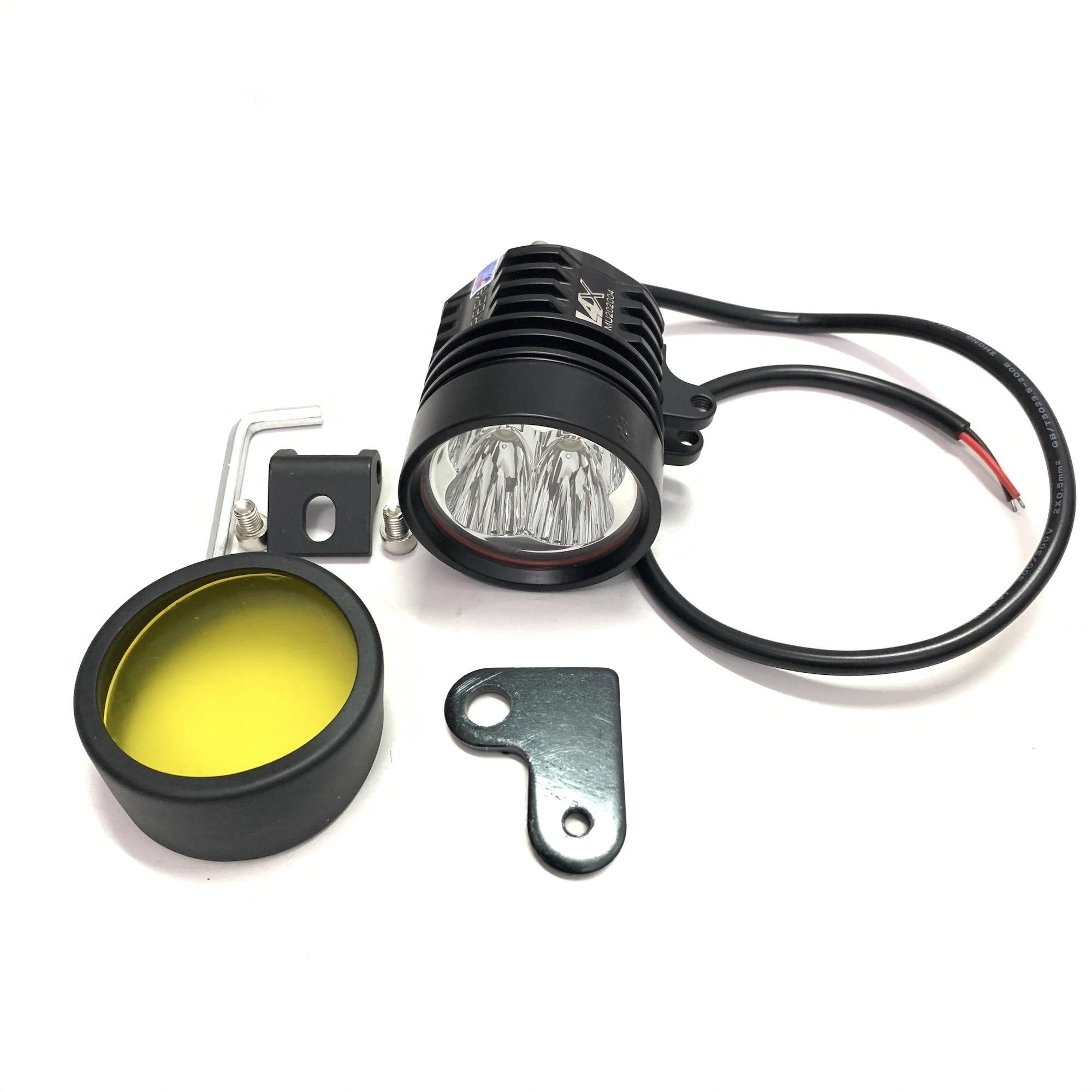 [HCM]đèn trợ sáng l4x 40W thương hiệu Thanh Khang tặng pat nhôm cnc Chụp len vàng đi mưa công tắc Sản Phẩm Chất Lượng Gian Hàng Uy Tín Giá Cả Cực Tốt Mua Ngay.