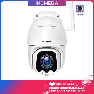 IP PTZ INQMEGA 5MP Camera giám sát an ninh ngoài trời kết nối wifi không dây dạng vòm tốc độ cao chống thấm nước - INTL thumbnail