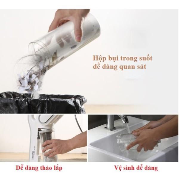 Máy Hút Bụi Cầm Tay Deerma Vacuum Cleaner DX700