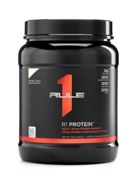Thực phẩm bổ sungRule 1 Protein 1lb - 16 lần dùng nhập khẩu