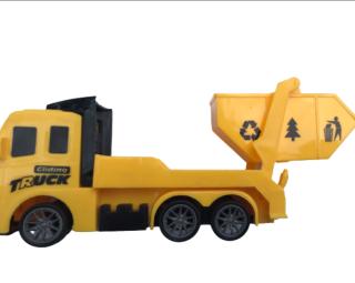 Mô hình xe tải đồ chơi dành cho bé size nhỏ có bánh đà, siêu ưu đãi thumbnail