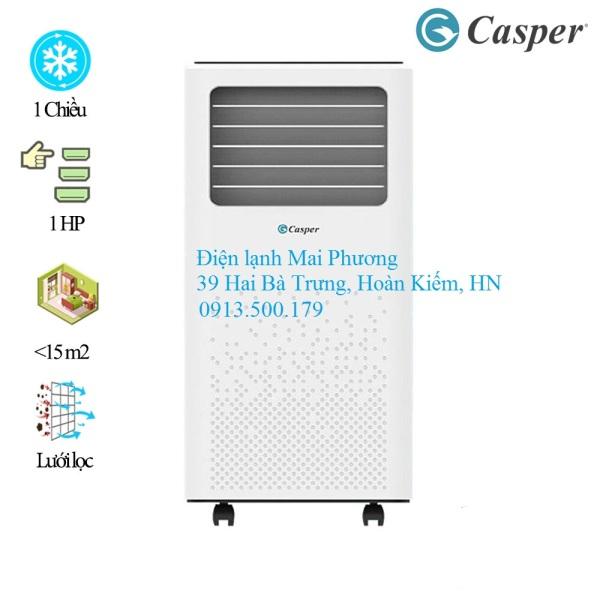 Điều hòa di động Casper 9000BTU PC09TL33