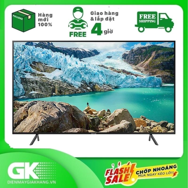 Bảng giá Smart Tivi Samsung 4K 65 inch UA65RU7100 (2019) - Bảo hành 2 năm. Giao hàng & lắp đặt trong 4 giờ