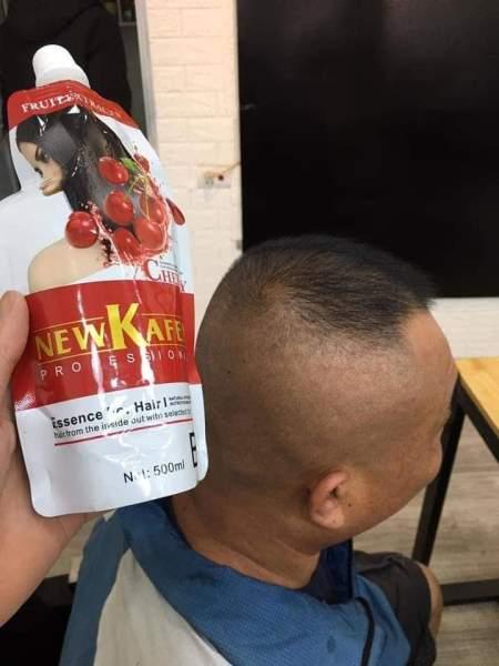 nhuộm tóc đen không phai màu giá rẻ