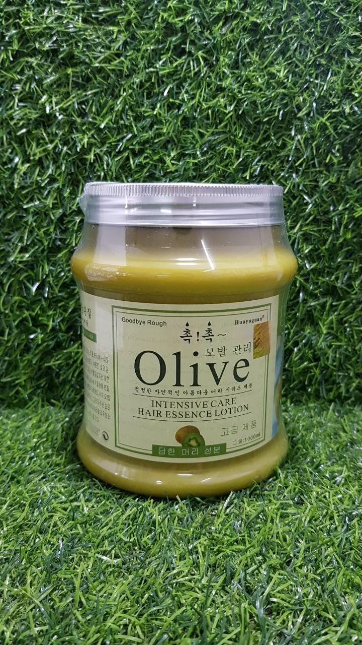 Kem ủ tóc Olive 1000ml